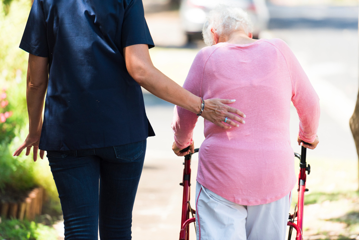 A pioneering national network of home care is using this one virtue to reshape their industry.