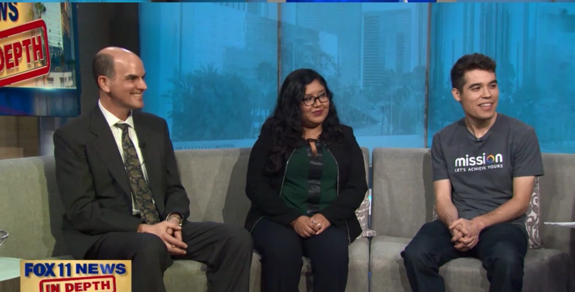LA-Area community college Cloud Computing Certificate profiled on KTTV-11