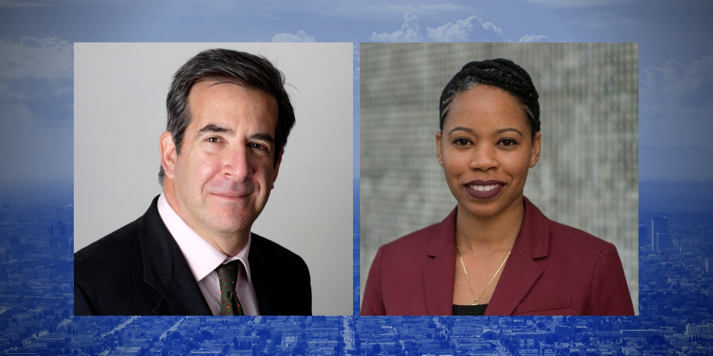 LAEDC e4 Mobility Alliance Gains Two New Co-Chairs, John Rossant and Justine Johnson