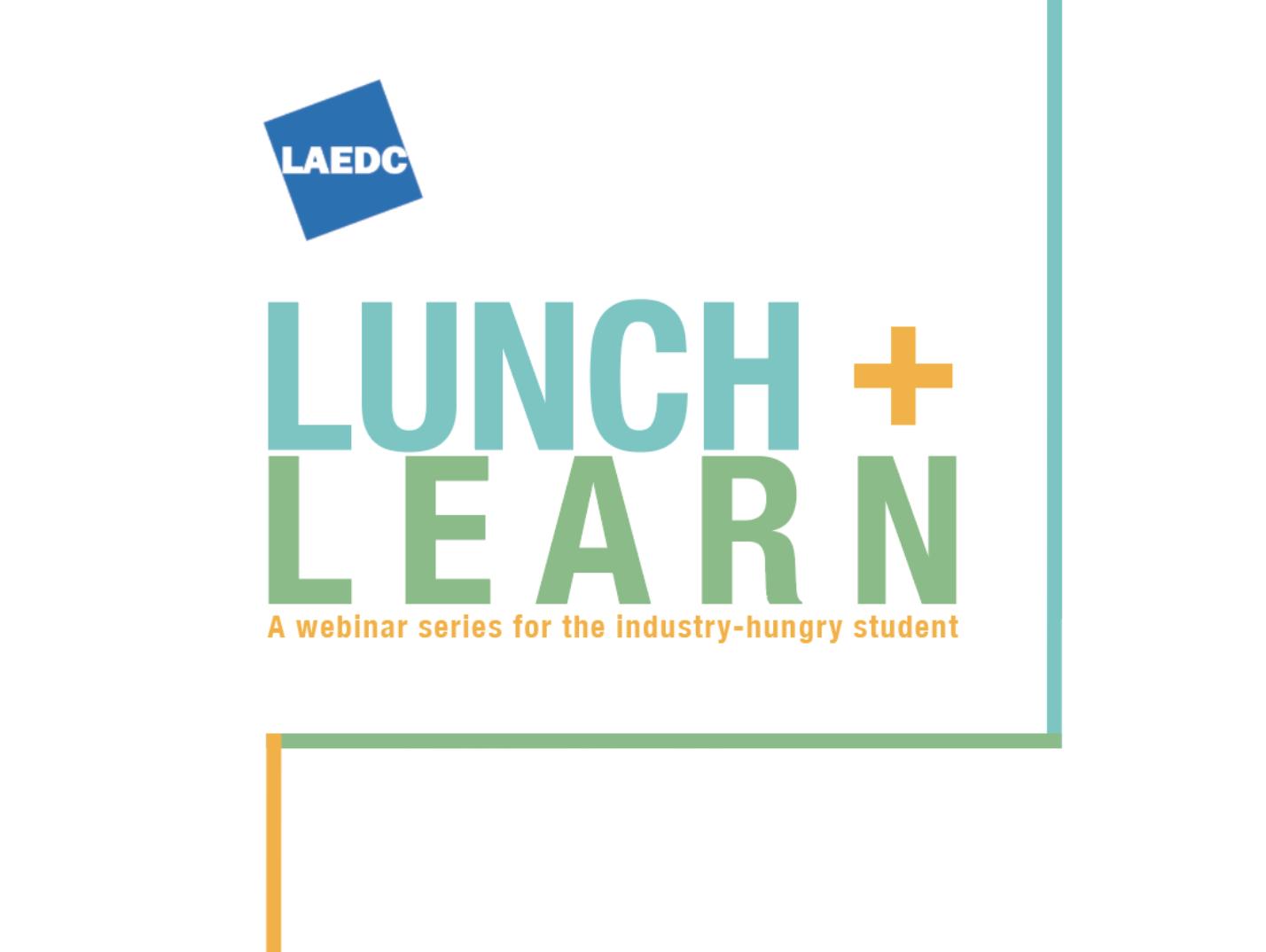 DME Lunch+Learn Webinar w/ Disney