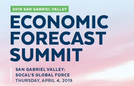 Economic Forecast for San Gabriel Valley published by LAEDC and SGVEP