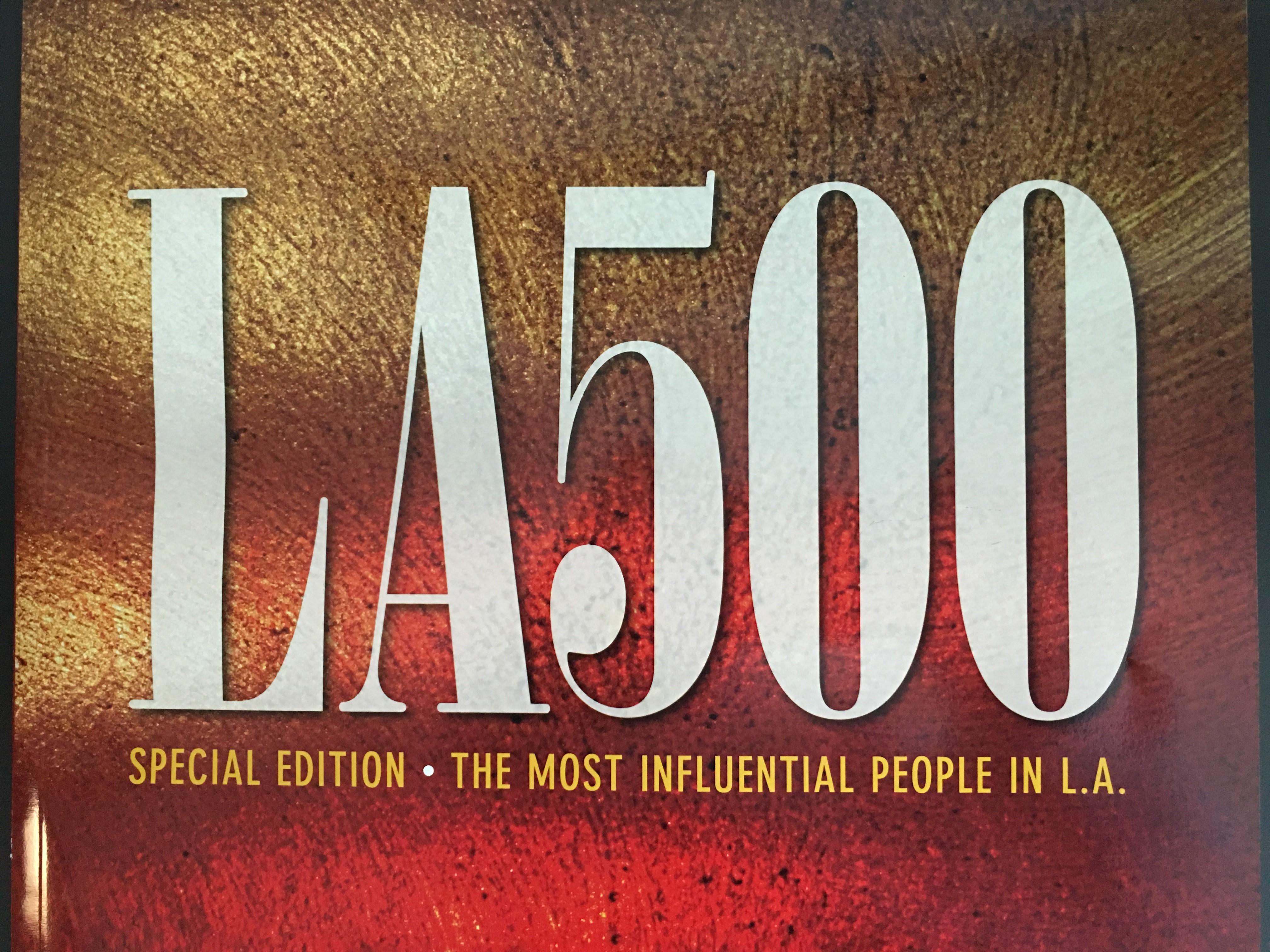 LAEDC congratulates the LA 500