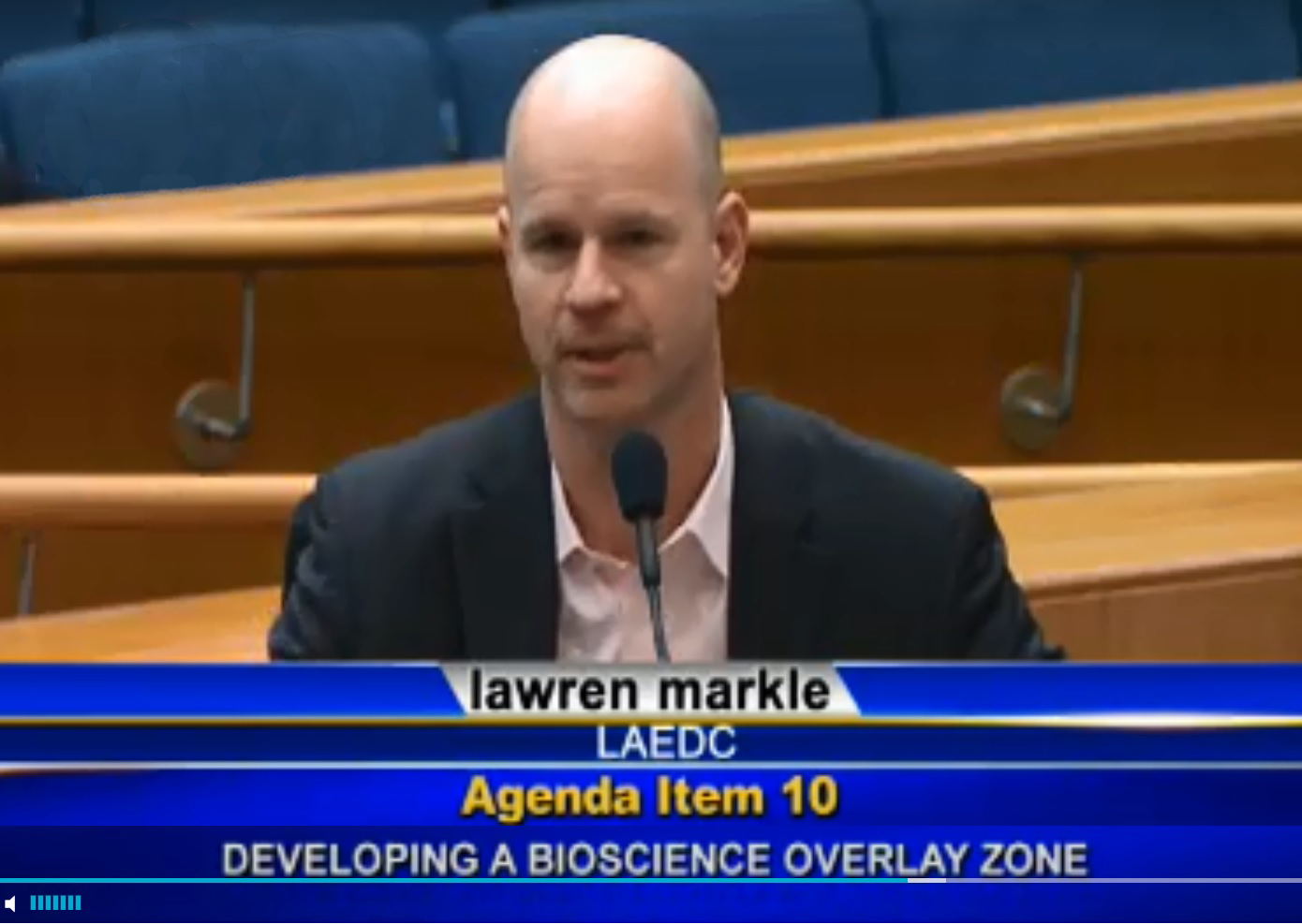 LAEDC continues to support living-wage jobs in bioscience via support for Overlay Zones