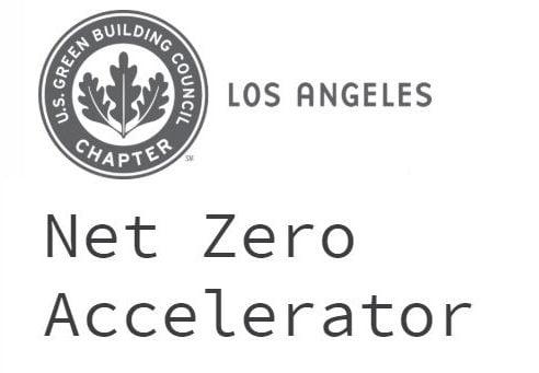 Net Zero Accelerator from USGBC-LA accepting #GreenBuilding startups