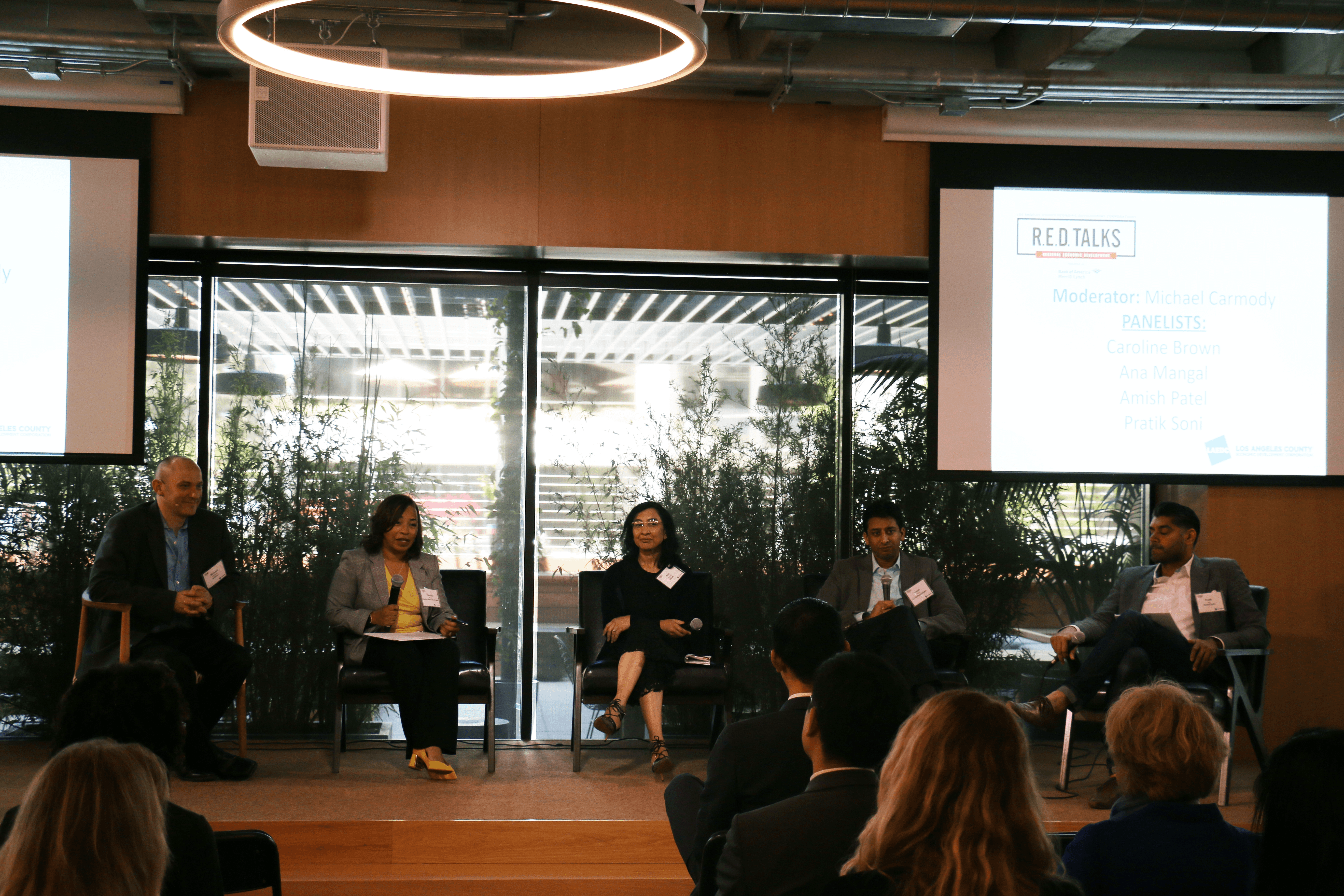 Biggest Takeaways from Red Talk: The Future of the Supply Chain in LA County
