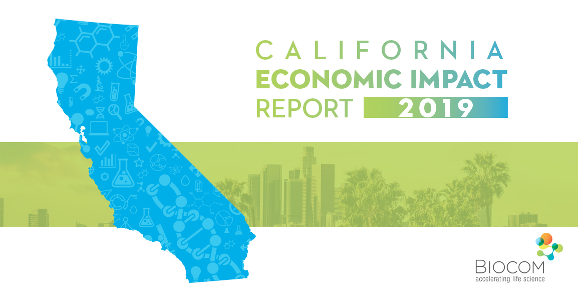 Los Angeles is rising as a focal point for the state's bioscience industry according to recent report from Biocom