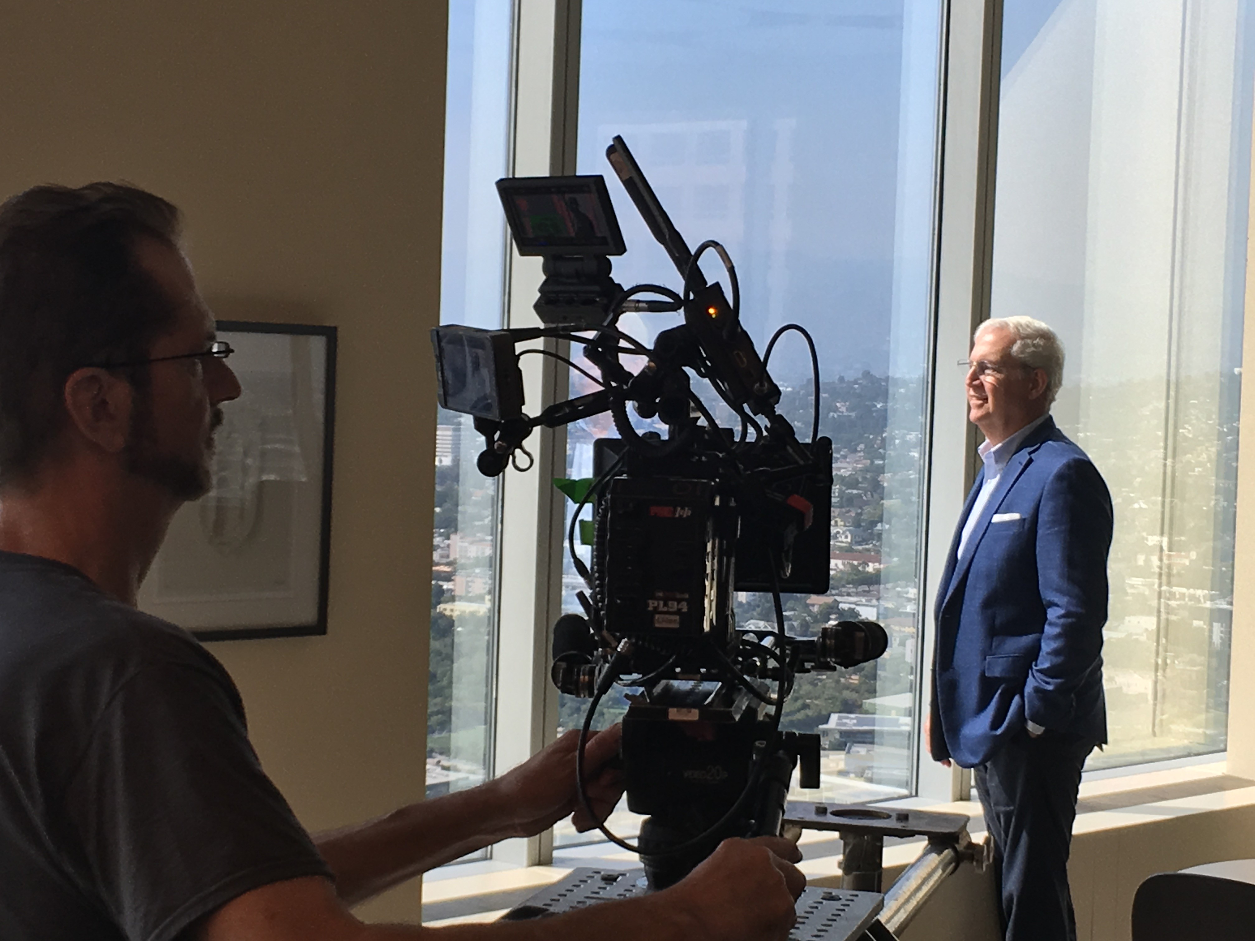 The Economist prepares to profile LA's entrepreneurial scene, interviews Bill Allen