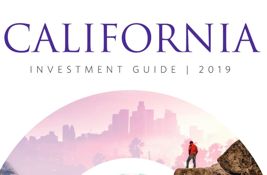 CA Investment Guide describes LA's thriving industries and talent
