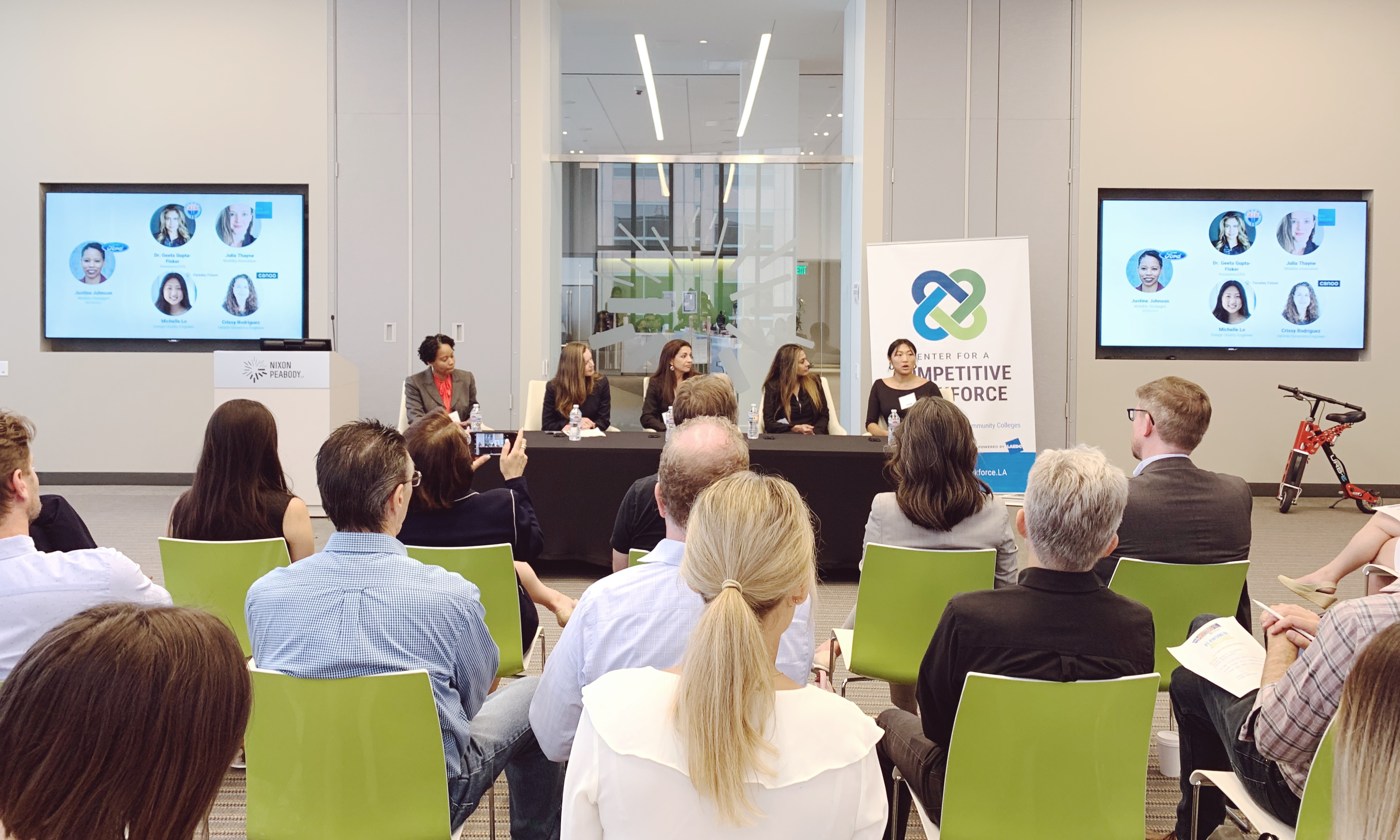 Recap: e4 Mobility Alliance Meeting on Women Advancing Transportation
