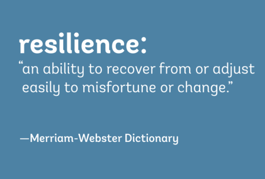 Resilience Month!  Loads of events and new tools for organizations to cut their risk!