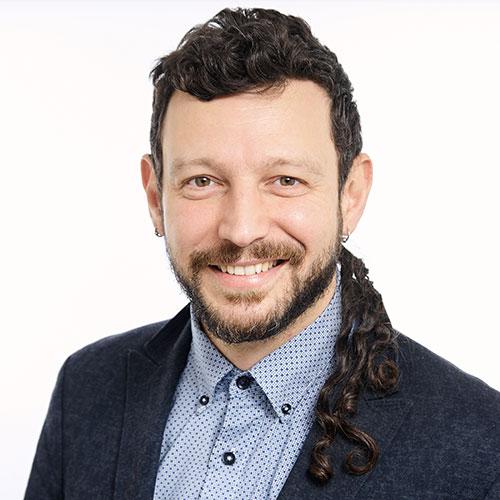 Vangelis Lympouridis Ph.D Bio Photo