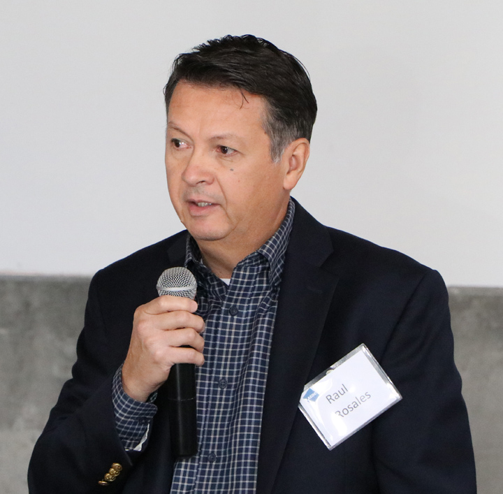 New LAEDC member SKANSKA was represented by EVP and General Manager Raul Rosales