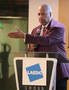 CSUDH President Thomas A. Parham
