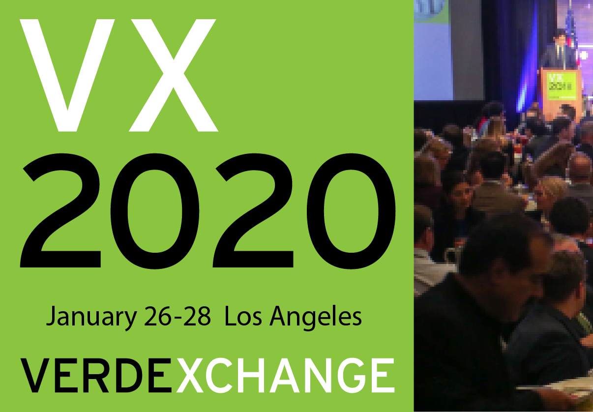 VERDEXCHANGE is about to happen: Greentech and Cleantech leaders will be there