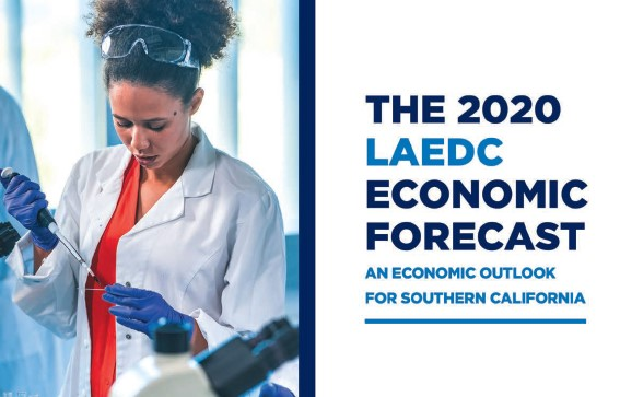 LAEDC Annual Economic Forecast is published