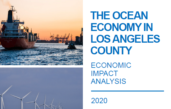 Ocean Economy report released by LAEDC and Altasea