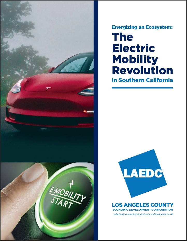 EV report cover image