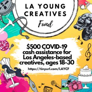 $500 COVID-19 Cash Assistance
