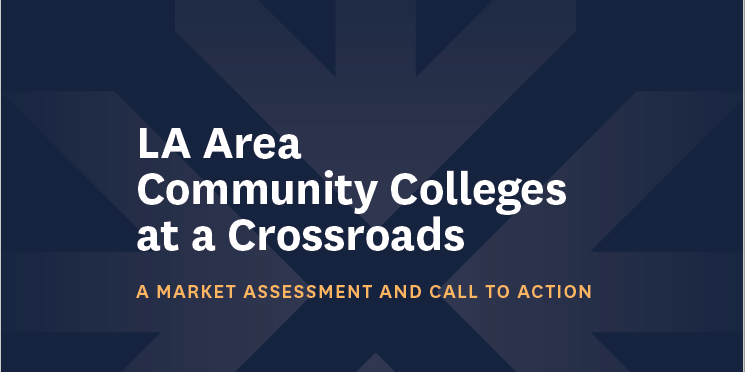 LAEDC offers recommendations to Community Colleges in report