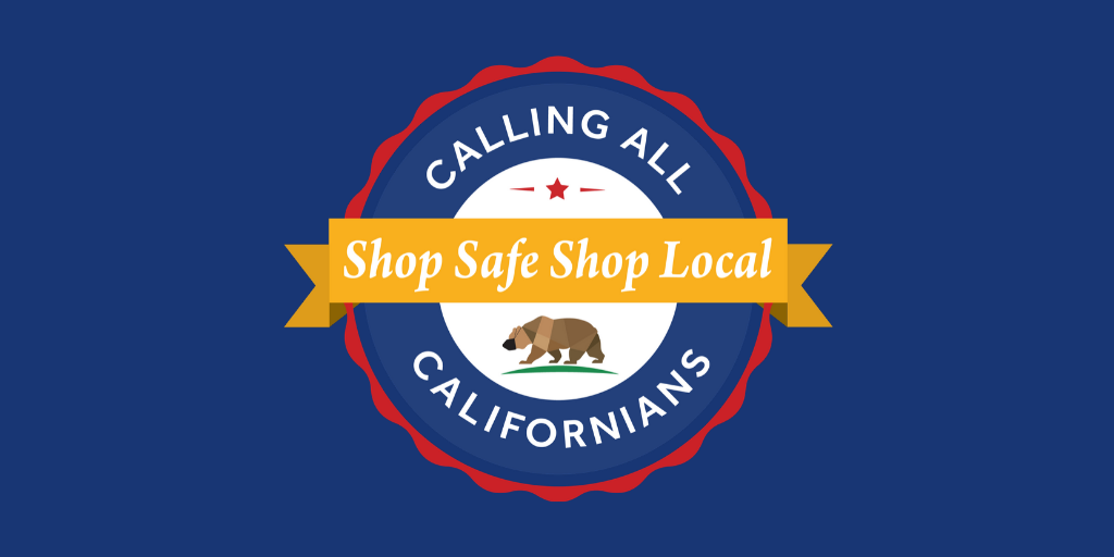 #ShopSafeShopLocal program helps California small businesses gain online sales, capture local buyers