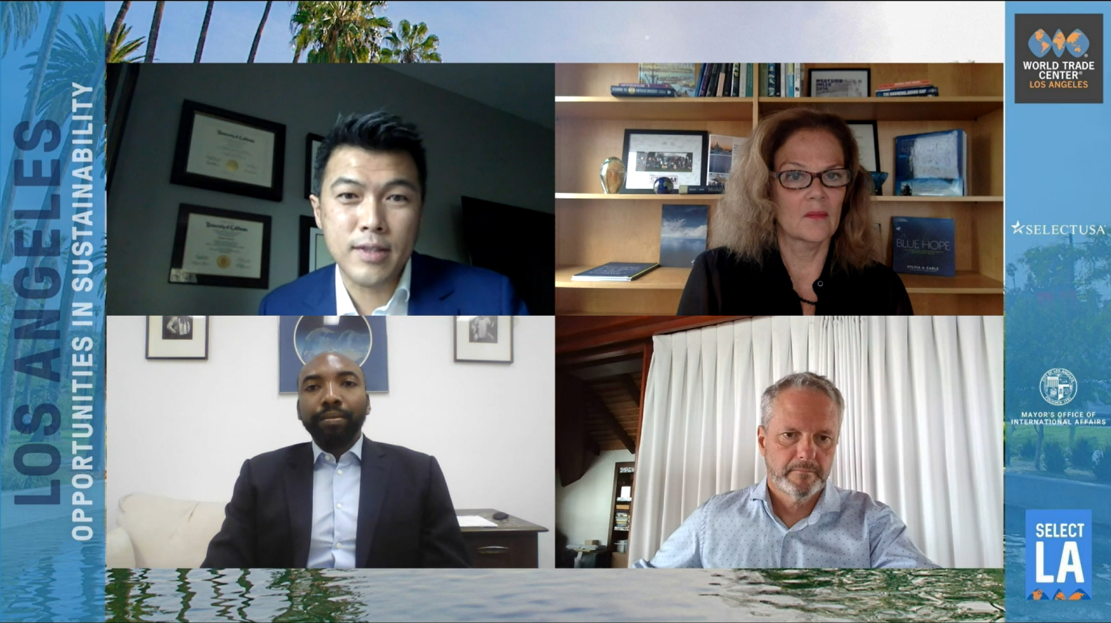 Recap of WTCLA Virtual Tour: Los Angeles Opportunities in Sustainability