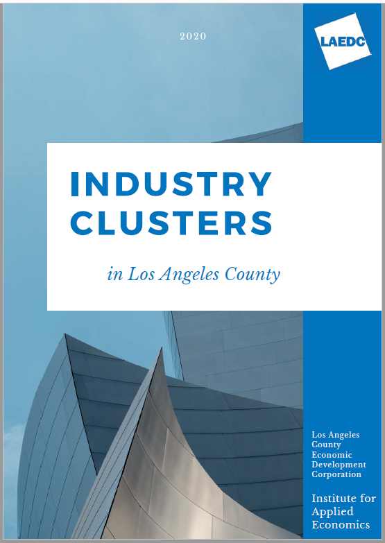LAEDC's new report on LA's industries shows region's strengths