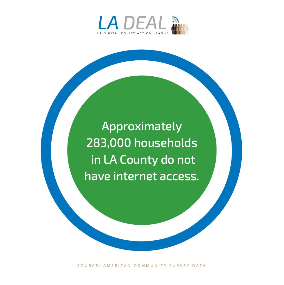 LAEDC strongly supports Governor Newsom's budget proposal for Broadband