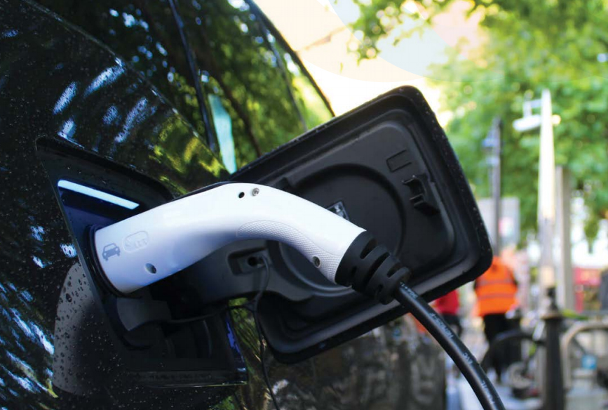 EV funding in Governor Newsom's budget will create jobs, address climate change,  address equity and grow local industry